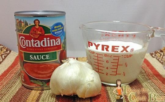 contadina easy pasta recipe