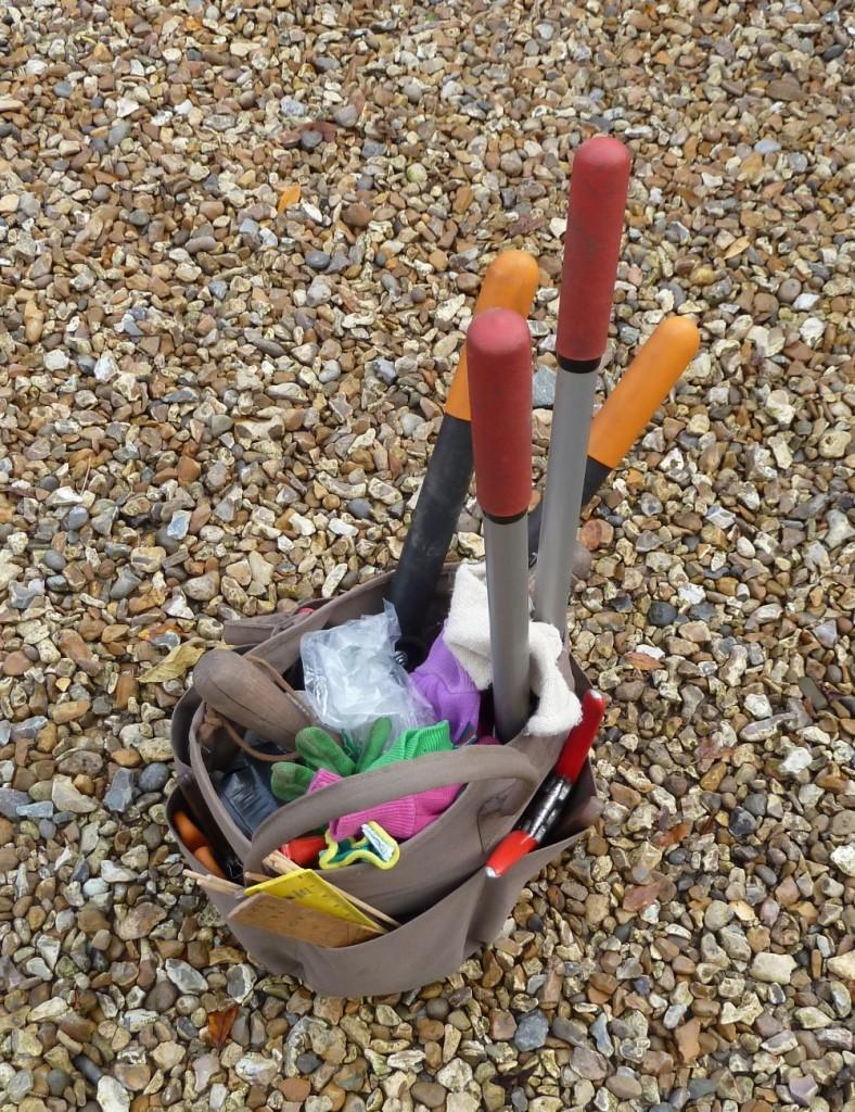 spring garden supplies