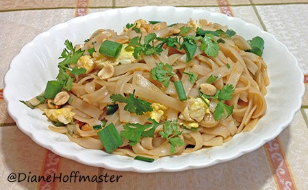 Meatless Monday Recipe: Vegetarian Pad Thai