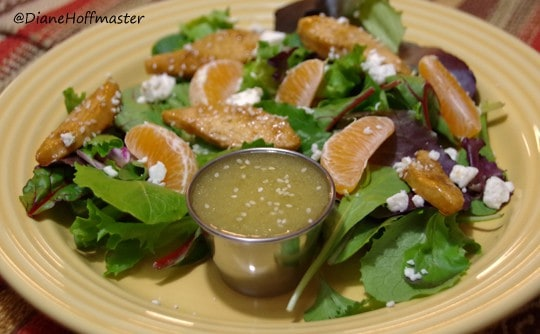 clean eating sesame ginger salad dressing recipe