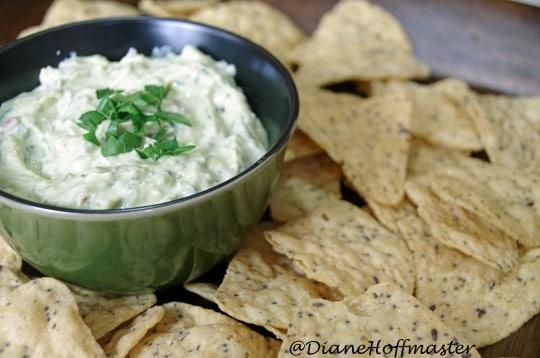 easy greek yogurt dip
