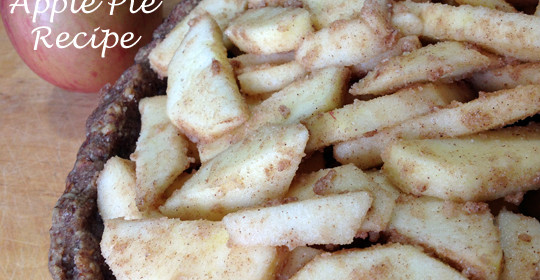 Sweet and Savory Pie Recipe Roundup and a Paleo Apple Pie Recipe!