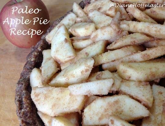 Easy Paleo Pie Recipe