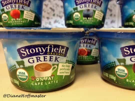 stonyfield smoothie recipe