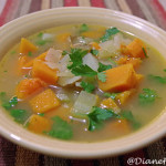 Meatless Monday: Chunky Butternut Squash Soup