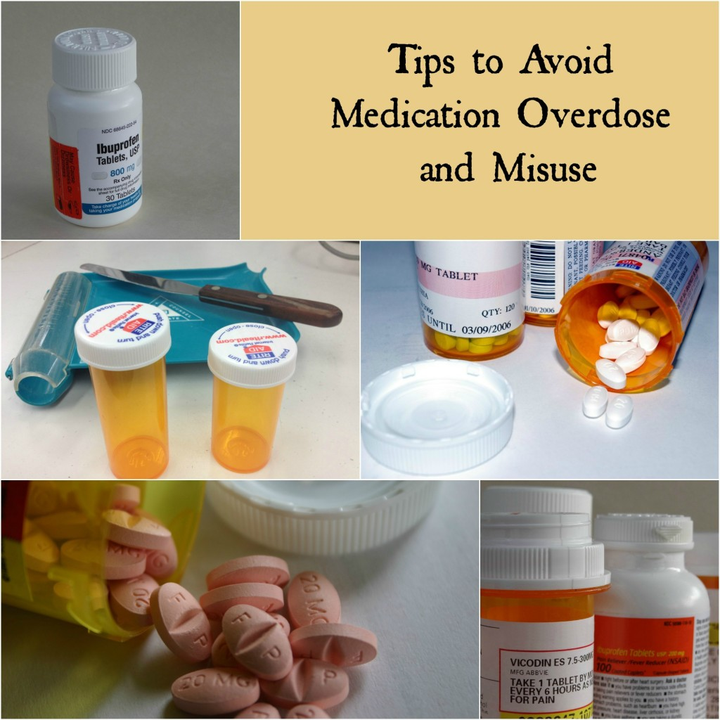 Tips to Avoid Medication Overdose and Misure