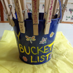 Making a Bucket List for Long Term Goals  #BufferinBucketList