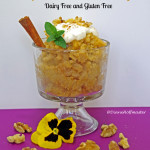 Pumpkin Pie Rice Pudding Recipe with Silk Almondmilk #mybloom