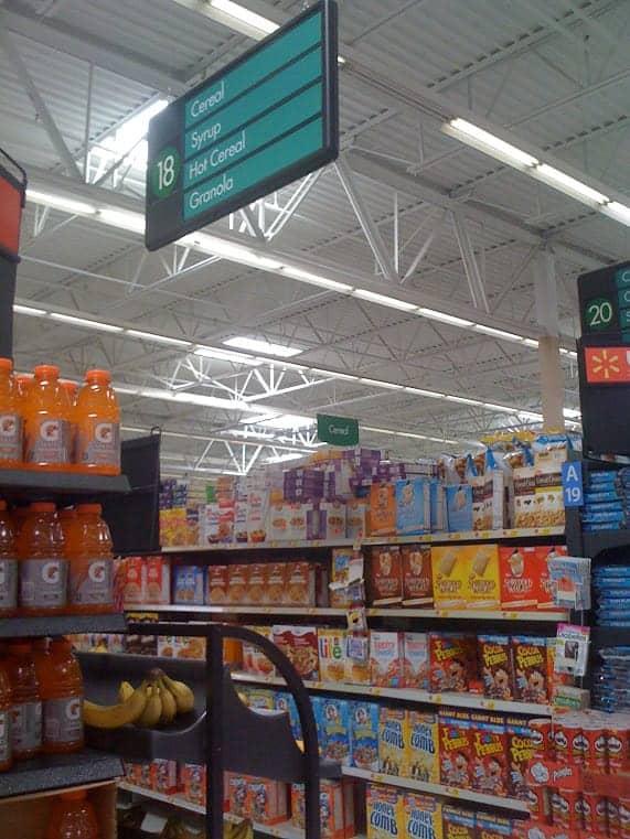 Finding Tea at Walmart #AmericasTea #shop