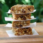 Gingersnap Energy Bar Recipe to Fuel Your Workout