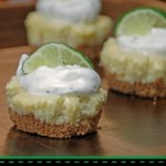 Lime Cheesecake Recipe with Homemade Lime Whipped Cream