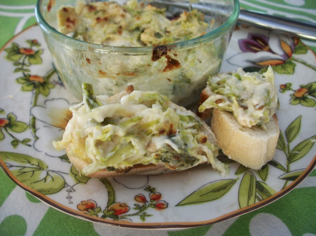 brussels sprout dip