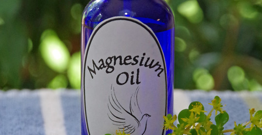 Magnesium Oil: How To Make It and Why You Need It!