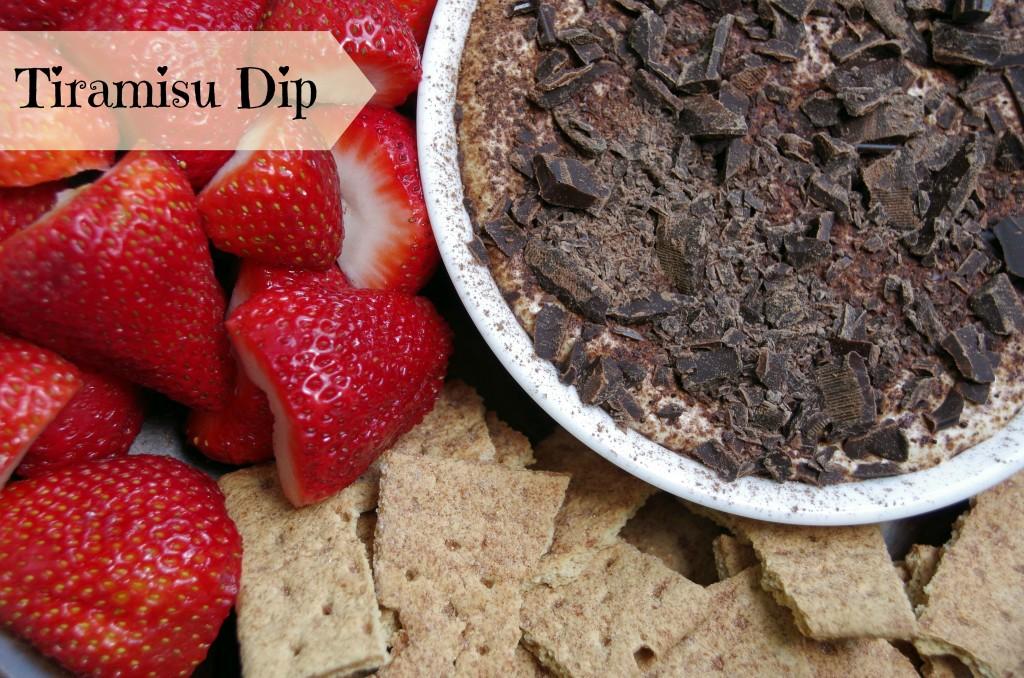 Tiramisu Dip Recipe
