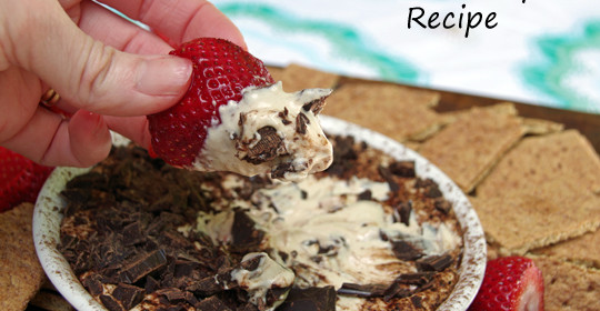 Tiramisu Dip Recipe Makes a Simple Summer Dessert