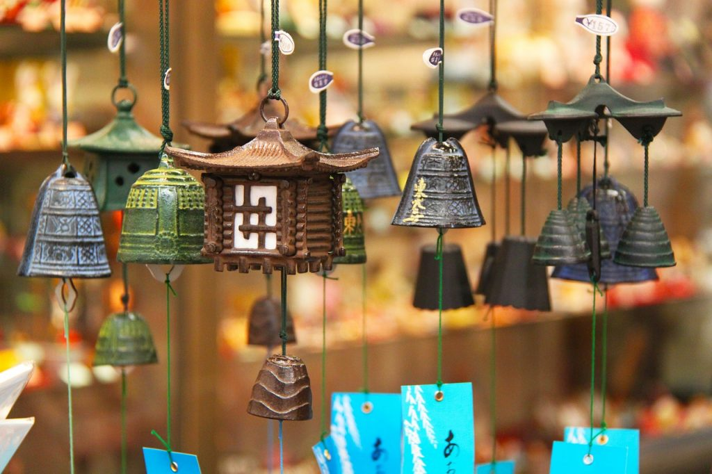 Wind Chimes and Creating a Peaceful Backyard Space