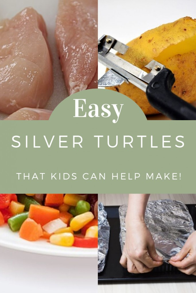 Easy Foil Packet Meals for Kids