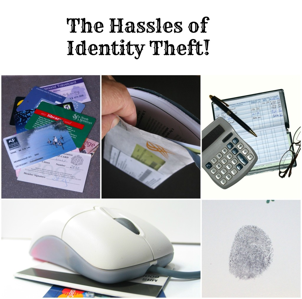 The Hassle of Identity Theft