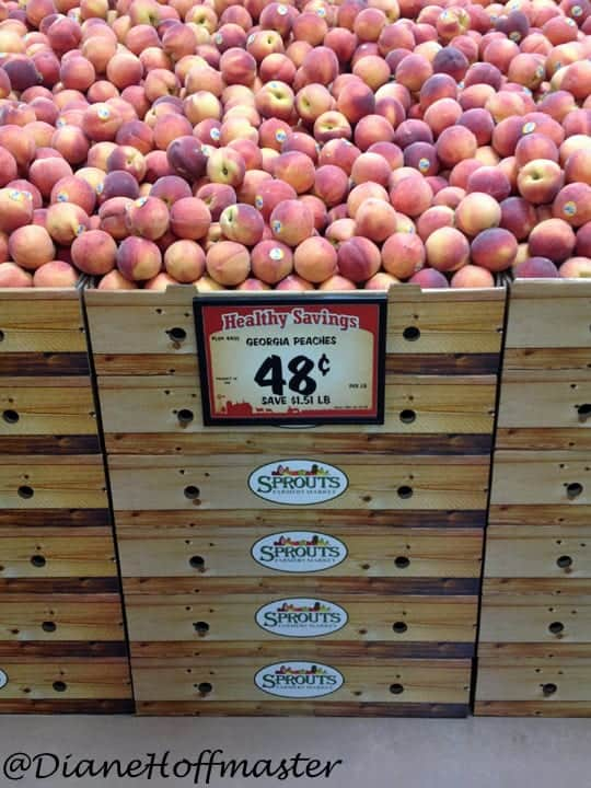 Healthy Eating Made Easier at Sprouts Farmers Market #LoveSprouts