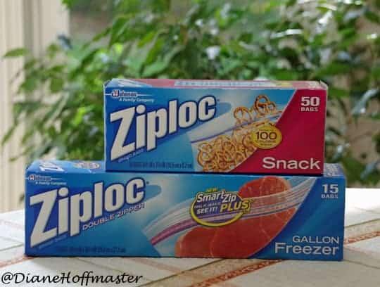 Ziploc Bag Recycling