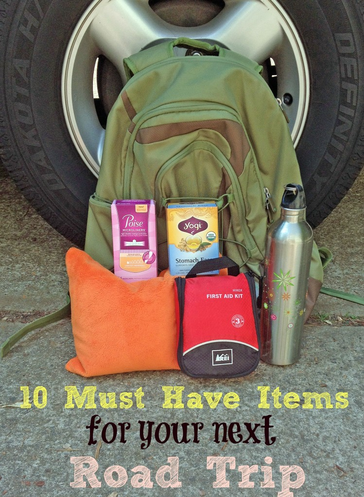 10 Things You Need to Survive a Long Distance Road Trip #PoisewithSAM