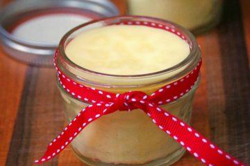 Cutting Board Butter Recipe