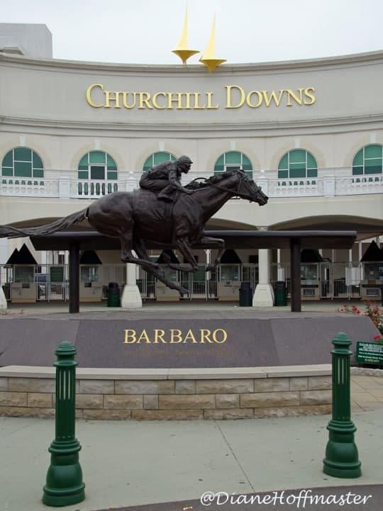 Kentucky Travel Churchille Downs