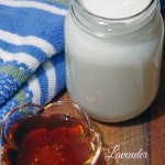 Lavender Honey Milk Bath Recipe