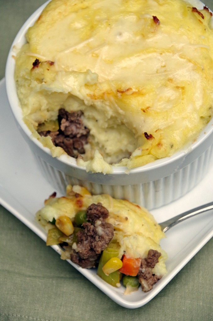 Easy Shepherd's Pie Recipe with Leeks