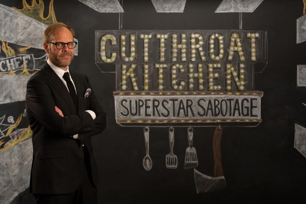 Cutthroat Kitchen: Superstar Sabotage Tournament