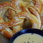 Homemade Pretzels with Beer Cheese