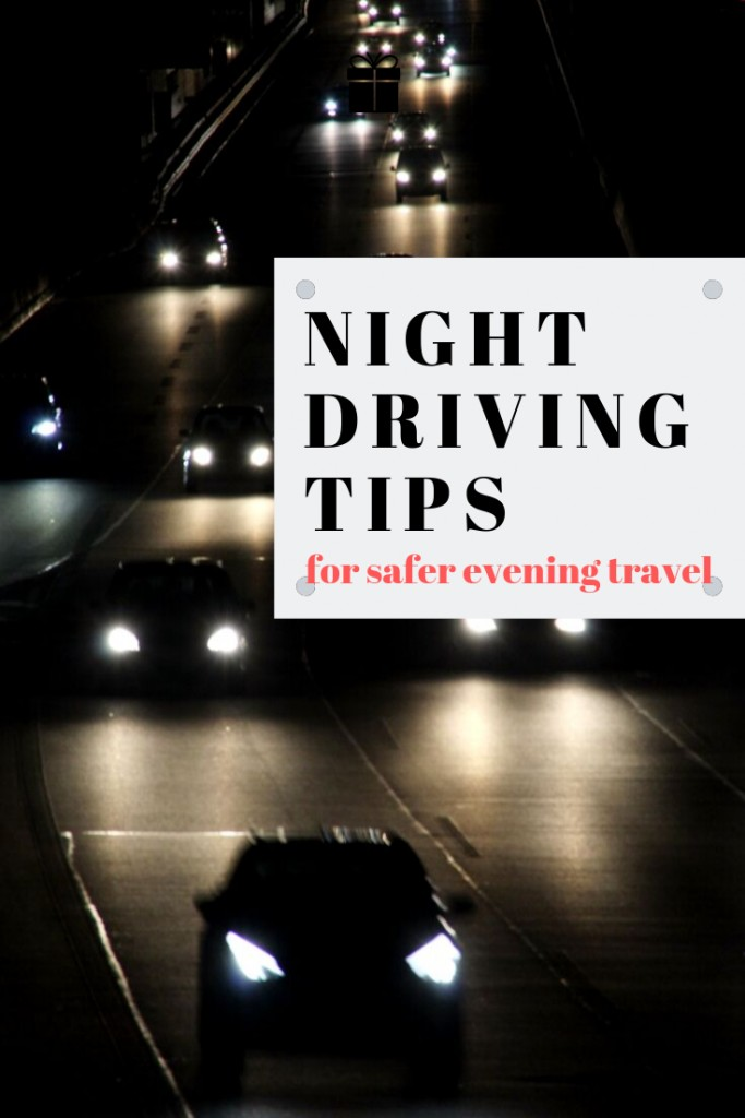 Night Driving Tips for Safer Evening Travel