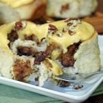 Banana Bread Cinnamon Roll Recipe