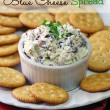 Cranberry and Blue Cheese SPread 2