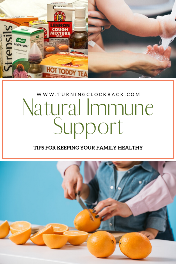 Natural Immune Support Tips for Families