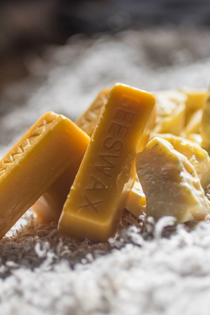 beeswax for diy beauty products