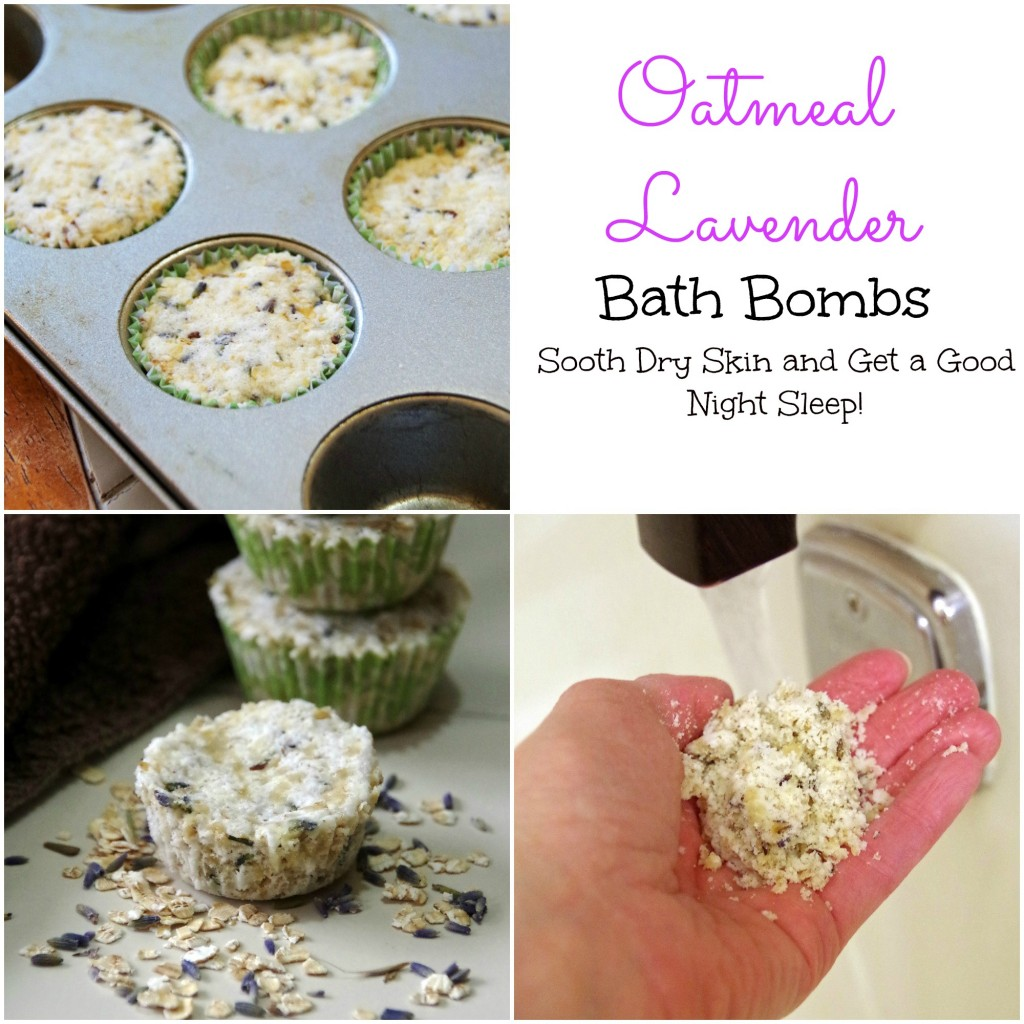 Bath Bombs collage 2