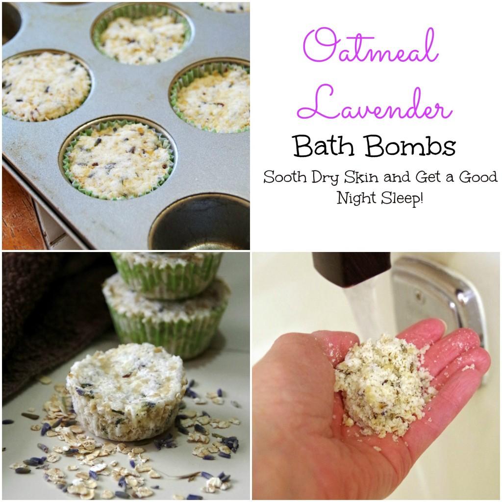 Bath Bombs collage 2