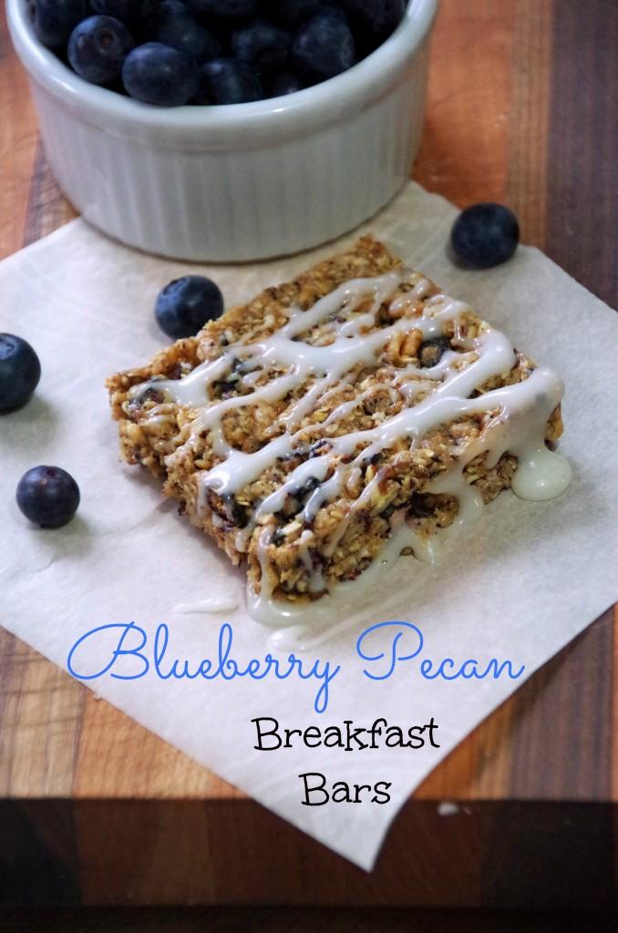 Blueberry Breakfast Bar Recipe 7