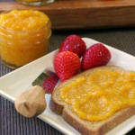 Easy Apricot Jam Recipe with no Canning Required!