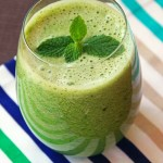 Green Glow Power Punch Makes an Easy High Protein Snack!