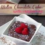 Molten Chocolate Cake Recipe and a Chocolate Dessert Roundup