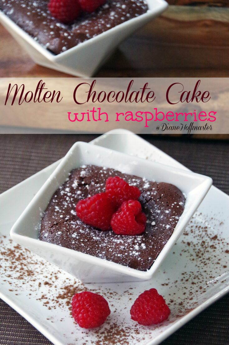 Molten Chocolate Cake Recipe