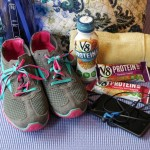 Learn What to Pack in Your Gym Bag Along with V8 Protein!
