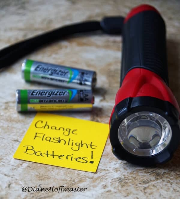Eco friendly batteries from Energizer Eco Advanced