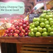 Grocery Shopping Tips for Social Good