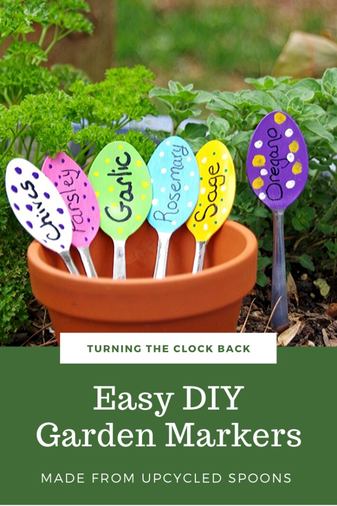 How to Make DIY Garden Markers