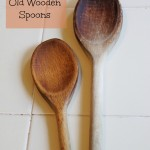 How to repurpose old wooden spoons 2