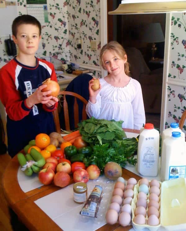 Plum Organics  Feeding Organic food to older kids