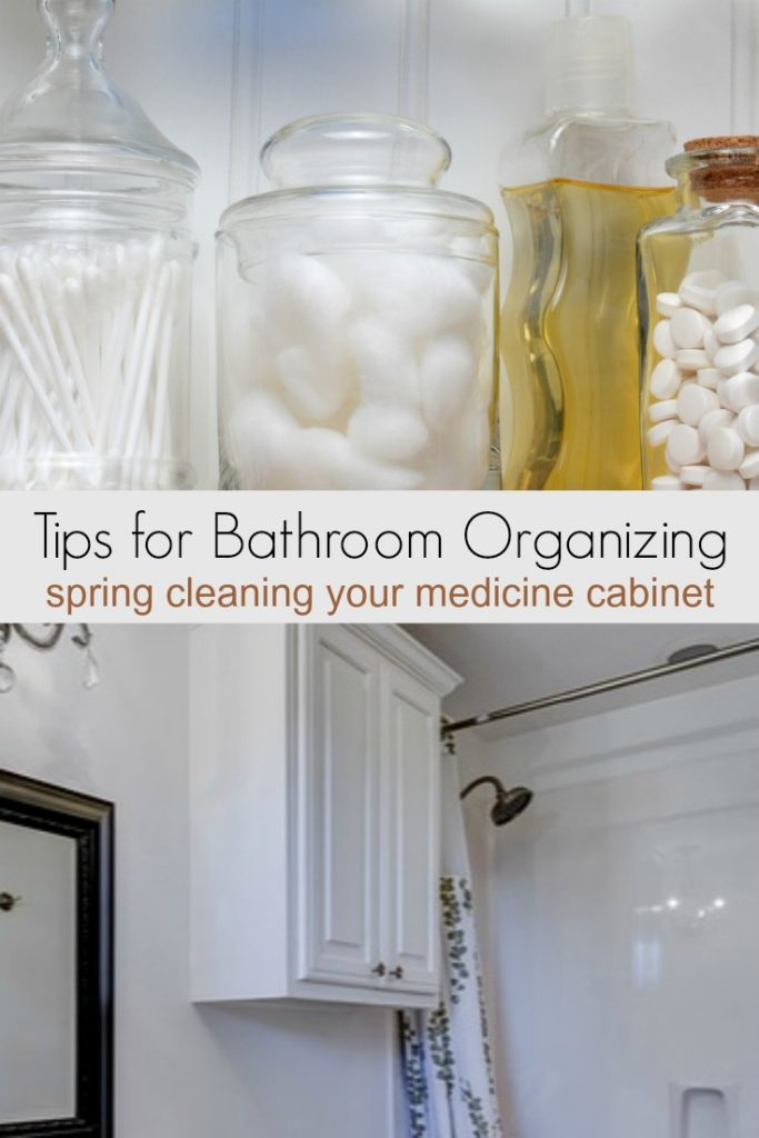 Tips for Spring Cleaning Your Medicine Cabinet